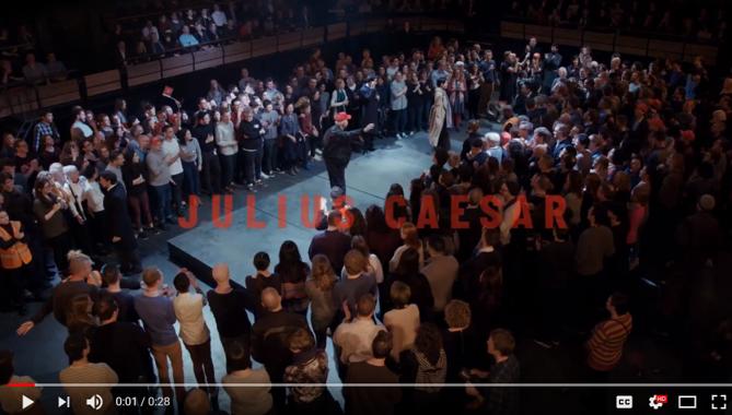 Julius Caesar Trailer