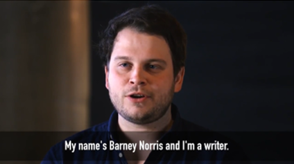 Barney Norris Explainer Video