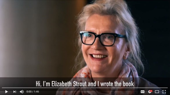 Elizabeth Strout Video