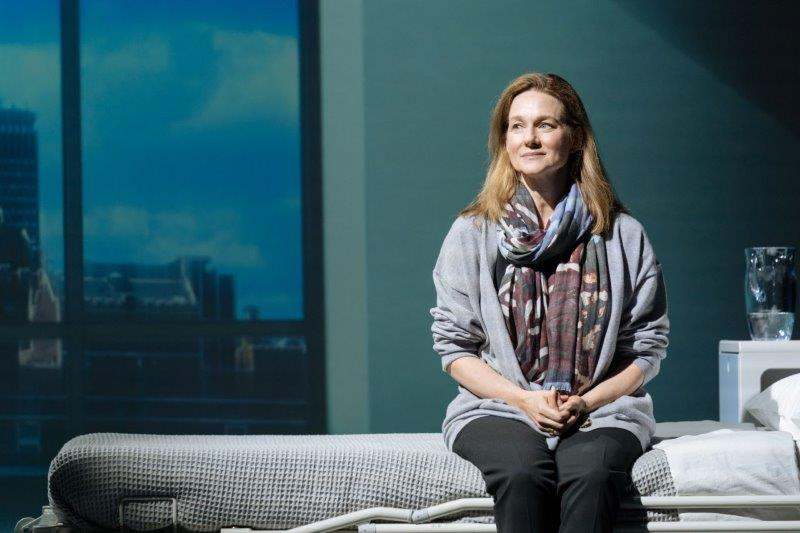 Laura Linney in My Name is Lucy Barton photography by Manuel Harlan