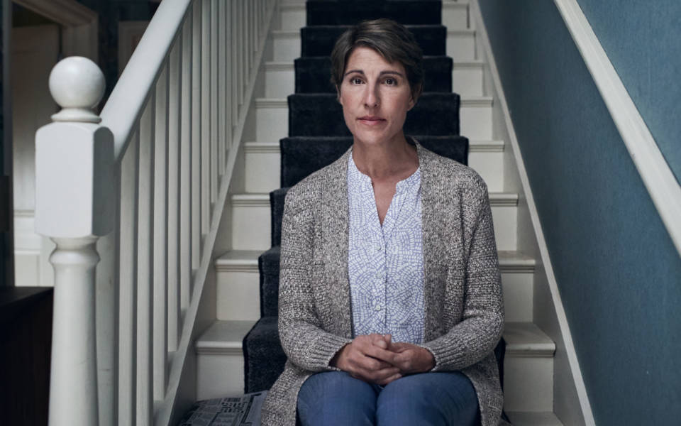 Tamsin Greig in Nights In The Garden Of Spain Photographer: Zac Nicholson