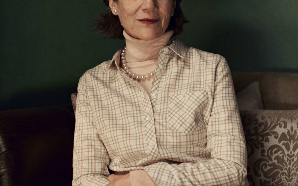 Harriet Walter in Soldiering On Photographer: Zac Nicholson